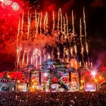 """Armin Van Buuren, KSHMR and Dimitri Vegas & Like Mike are set to make a """"live satellite connection"""" from the Tomorrowland MainStage!"""