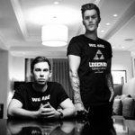 "[LISTEN] Hardwell has just dropped his highly awaited collaboration with KAAZE, ""We Are Legends""!"