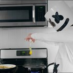 Marshmello Whips Up Quick & Easy Nasi Goreng Dish On Cooking Show
