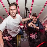 The world's first zero-gravity rave takes place onboard A310 aircraft