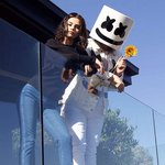 "Marshmello and Selena Gomez drop remix package for their collab "" Wolves""!"