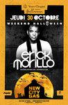 Yelloween | Erick Morillo au New City Gas | Jeudi 30 Octobre