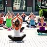 Fitness Yoga on the Square 8/26