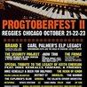 Progtoberfest II at Reggies Rock Club October 21-22-23
