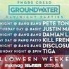 Disclosure at Bang Bang - Sunday 10/30 : FNGRS CRSSD