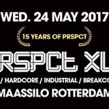 Prspct XL25 - 15 year anniversary