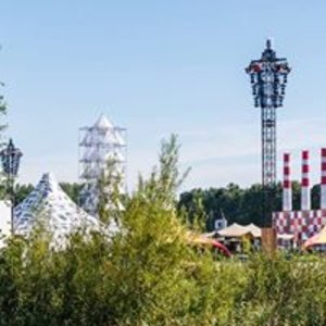 A Campingflight to Lowlands Paradise 2017