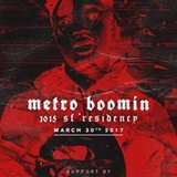 Metro Boomin at 1015 Folsom