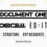 Redland Tea Party: Document One, Dexcell, Ed:it, Structure
