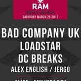 RAM Records ft. Bad Company, Loadstar, & DC Breaks