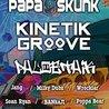 Monday Night Menagerie ft. Papa Skunk Kinetik Groove Phloethik Milky Dubz Jang Poppa Bear Wrecktar Doctor Funekstein Sean Ryan
