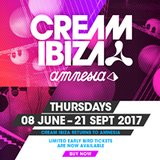 Cream Ibiza at Amnesia