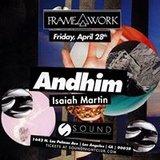 Framework presents Andhim - Isaiah Martin