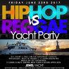 Jewel Yacht Hip Hop vs Reggae Party at Skyport Marina