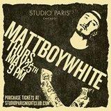 MattBoyWhite - 5.25.17