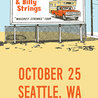 Whiskey Strings TOUR featuring BILLY Strings & Whiskey Shivers