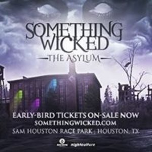 Something Wicked Festival 2017 - October 28th & 29th