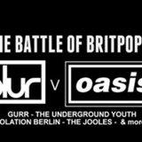 BLUR vs. Oasis: live Band Battle
