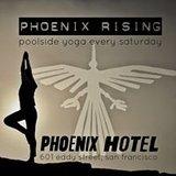 Phoenix Rising - Poolside Yoga