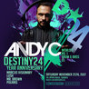 Andy C - The Destiny 24 Year Anniversary Party