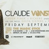 Claude VonStroke at the Magic Stick - Sold Out