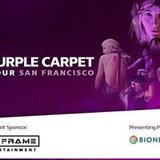 Amplify Her - San Francisco Purple Carpet After Party at Public Works
