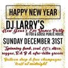 DJ Larry's New Year's Eve Dance Party at Fox & Goose Public Hous