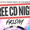 CD Night with DJ Alan Saunders