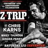 DJ Z-Trip w/ Chris Karns, Mikey Thunder, Ginger Perry - Cervantes' 15th Anniversary Celebration at Cervantes' Other Side