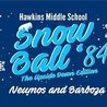 The Hawkins Snow Ball - The Upside Down Edition