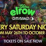 Elrow Ibiza at Amnesia - September 8th