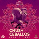 Chus + Ceballos (Open to Close) at Exchange
