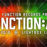 FUNCTION:AL London [LINE UP ANNOUNCED]
