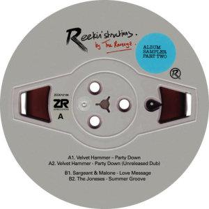 Reekin'Structions Album Sampler - Part Two