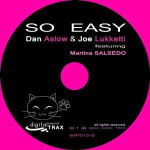 So Easy (feat. Martina Salsedo)