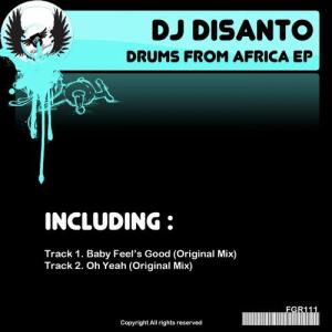 Drums From Africa EP