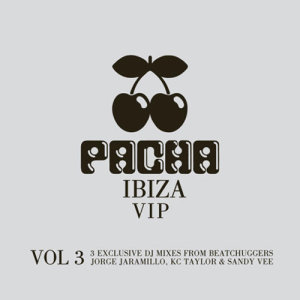 Pacha Ibiza VIP Volume 3 Black