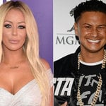 Aubrey O'Day + Pauly D Break Up Again, Possibly Forever