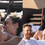 David Guetta sparks engagement speculations