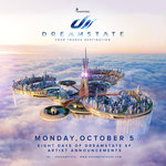 Dreamstate San Francisco 2016:  First Artists Announced